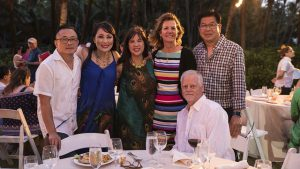 Co-CEO's Debbie and Phil Gerlicher with Shirley Luu, Hoang Vu, Victoria Le and Corey Vuu