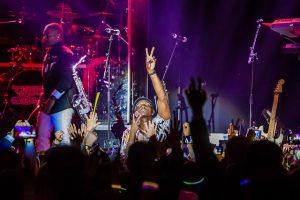 Kool and the gang, private concert, leaders convention 2016