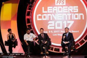 LC17 Red Rock Casino Resort and Spa Las Vegas August 2017 Panel Discussion I